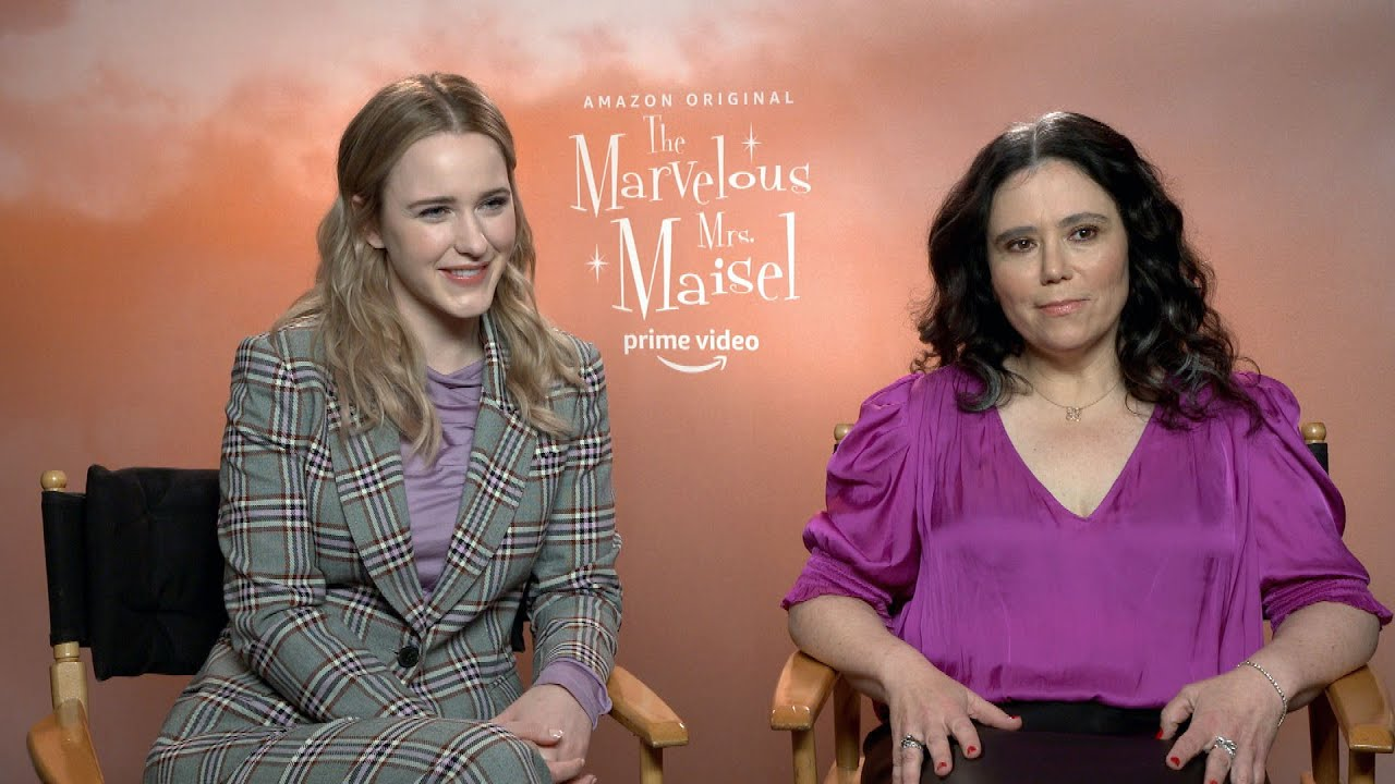 the wonderful mrs maisel cast