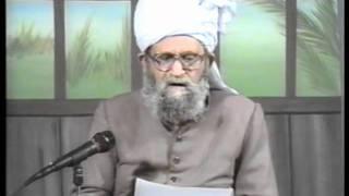 Urdu Dars Malfoozat #658, So Said Hazrat Mirza Ghulam Ahmad Qadiani(as), Islam Ahmadiyya