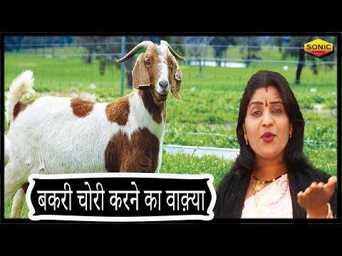 Bakri Chori Karne Ka Waqya__बकरी चोरी करने का वाक़्या    Sanjo Baghel    New Aalha 2017