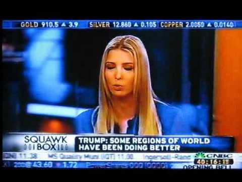 Ivanka Trump: Celebrity Apprentice & Trump Organization