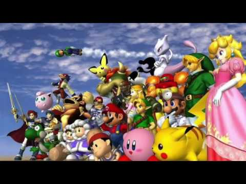 Smash Bros Melee Soundtrack Best Songs