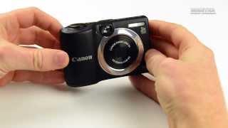 Обзор бюджетного фотоаппарата Canon PowerShot A1400