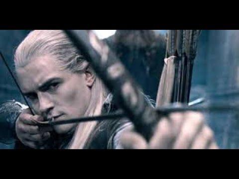 Legolas Kill Count - YouTube