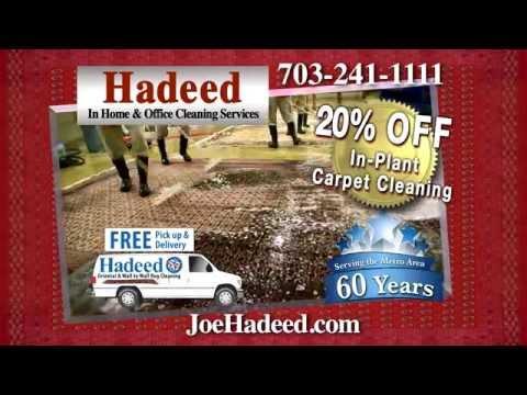 Joe Hadeed Oriental Rug Cleaning Youtube