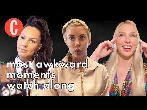 Selling Sunset Cast React To Season 3 Most Awkward Moments | Cosmopolitan UK