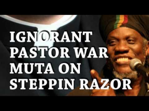 MUTA AND PREACHER WAR ON STEPPIN RAZOR