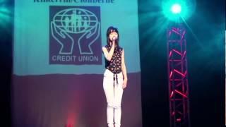 Cu Factor Galway 2012 - Maggie Kinsley (glenamaddy)