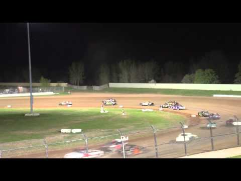 Speedzone Stock Car Race Recap for May 8, 2015