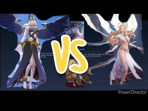 Lauriel đoạ lạc Thiên sứ vs lauriel thánh quang sứ | Bé Tuấn