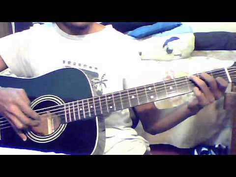 Crossbreed be mine acoustic guitar