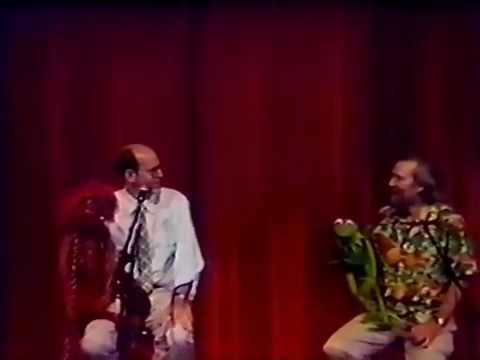 An Evening With Jim Henson and Frank Oz - July 1989 PoA