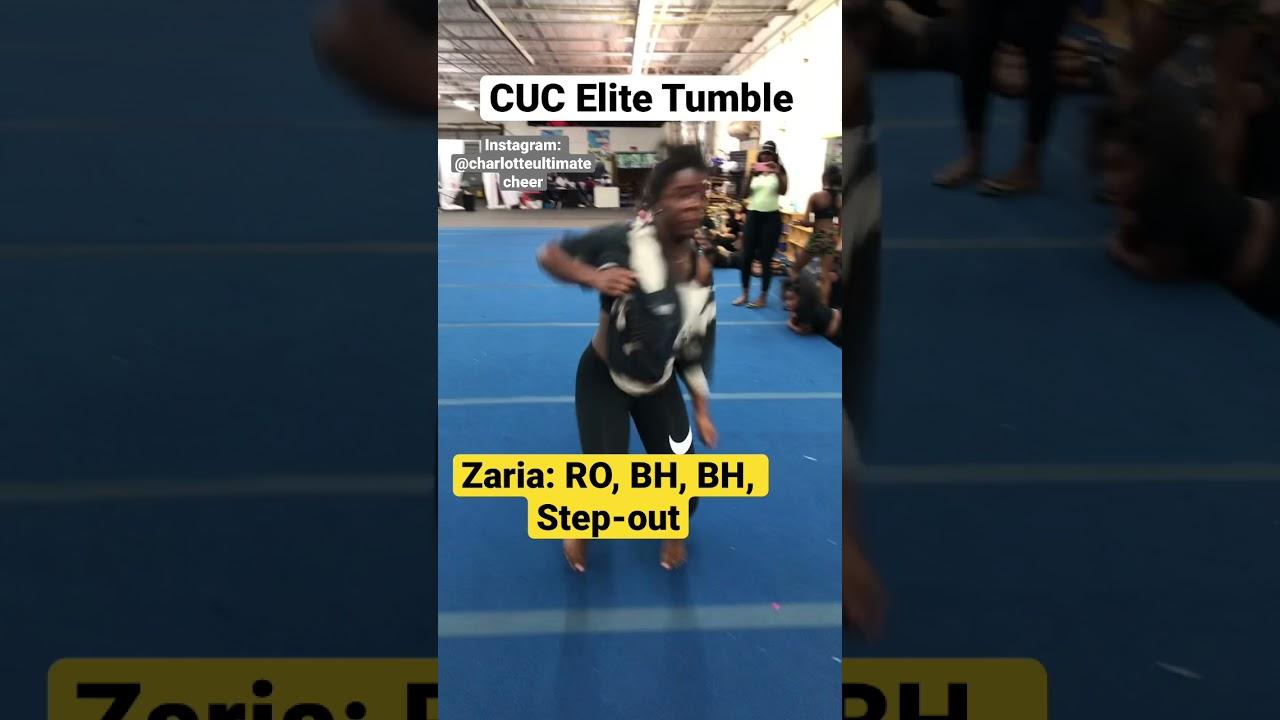 CUC Elite Tumble