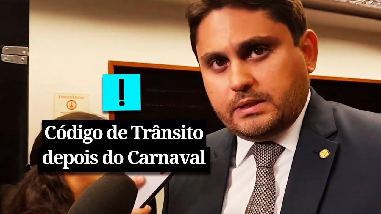 Resultado de imagem para Mudança no Código de Trânsito fica para depois do Carnaval