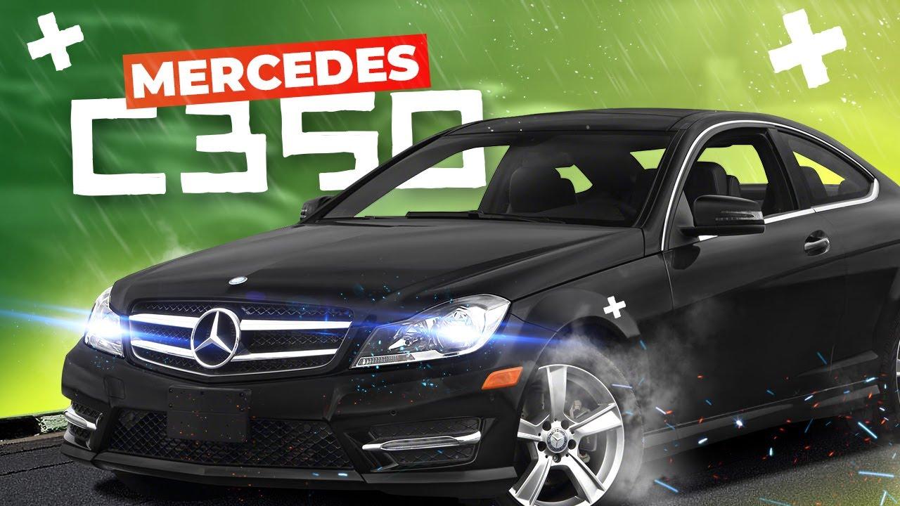 Mercedes Benz C350 Full Detail Of A Black Car Youtube