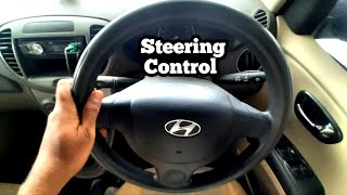 How to turn your steering correctly | Car steering control tips | Tamil