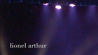 lionel arthur solo de percussion corporelle afro-pop