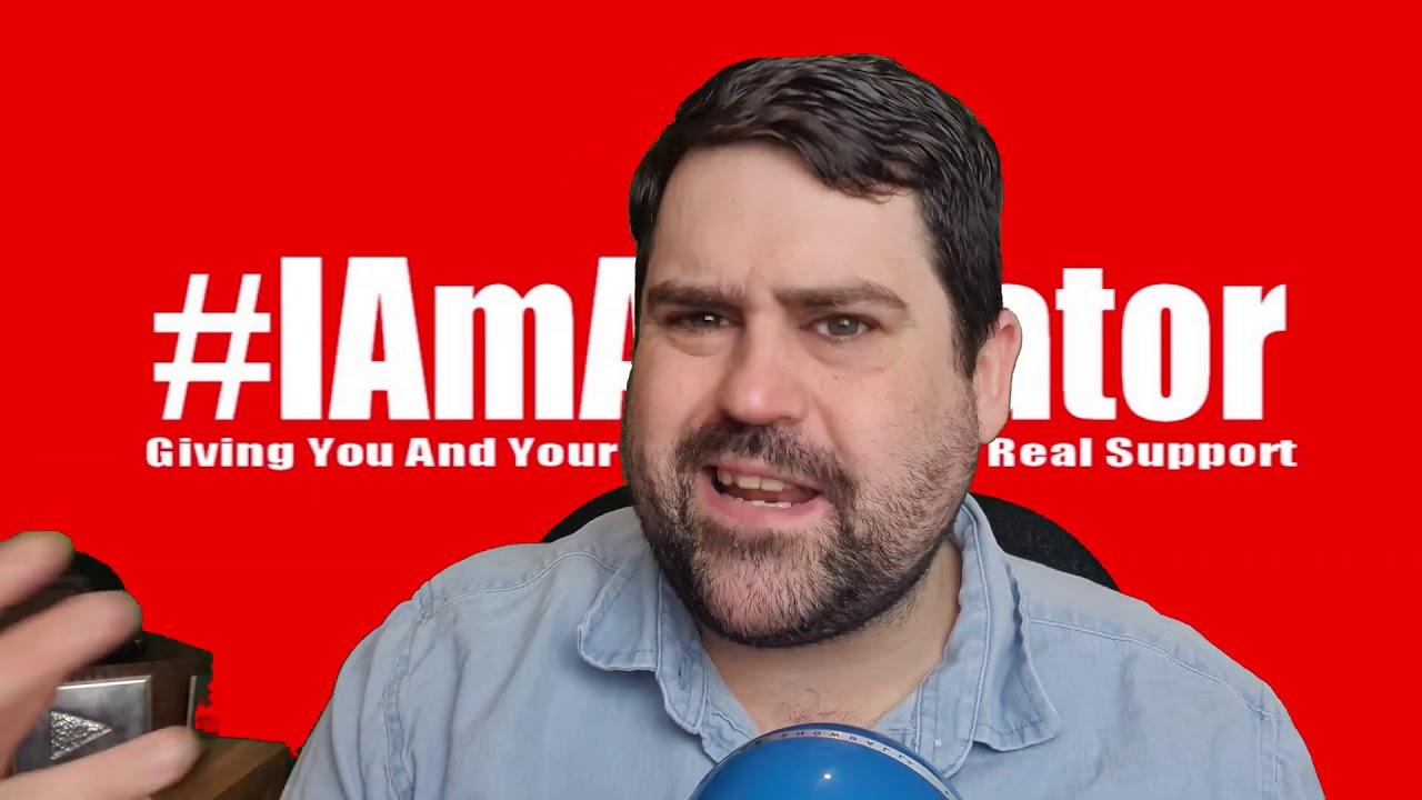 Download Donny Shaw Show Talks About #IAmACreator