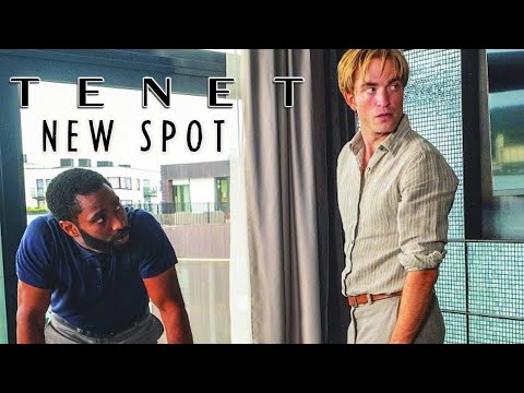 Matter of Time |TENET in theatres 31.07.20 |NEW SPOT| John David Washington, Warner Bros | Sci-Fi HD
