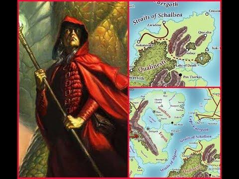 D&D Heroes: Raistlin Majere Lore/Story, Beginnings (Part 1)