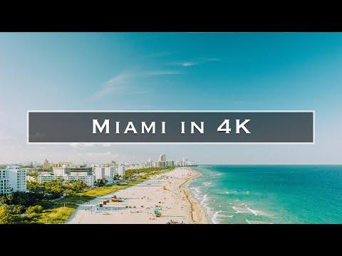 Miami in 4K