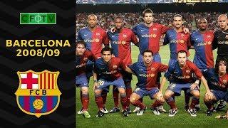 Https://www.facebook.com/classicfootballtv/ https://www.instagram.com/classicfootballtv/ in 2008–09, futbol club barcelona started a new era with manag...