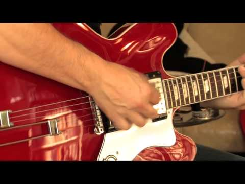 "1993 Gibson / Epiphone ""Riviera"" LTD Edition Part1"