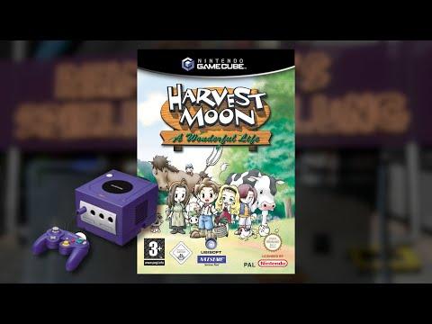 Gameplay : Harvest Moon A Wonderful Life [GameCube]
