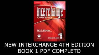 New Interchange 4th Edition Book 1 PDF - COMPLETO
