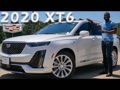 Cadillac's new Luxury SUV || 2020 Cadillac XT6