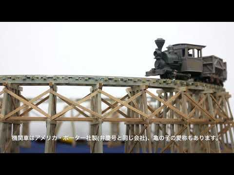 Porter Locomotive HOn30 / 亀の子