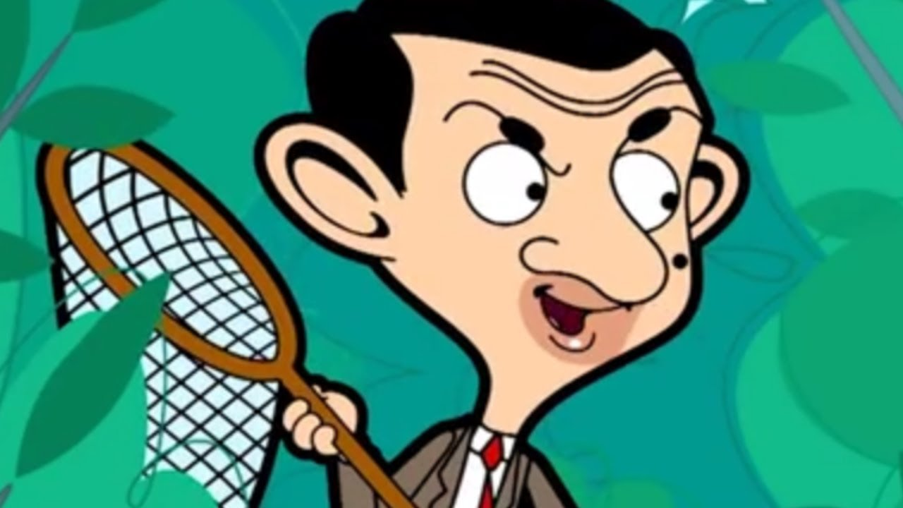 Mr Bean Animated - Series 2 Episode 13 - The Newspaper - YouTube