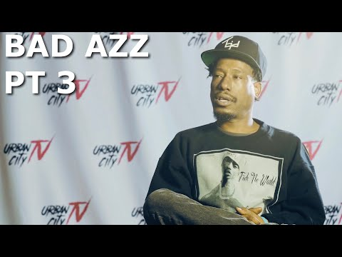 Bad Azz: Getting jumped by Deathrow, DPGC wins the war, Eastsidaz, LBC Crew (part 3 of 5)