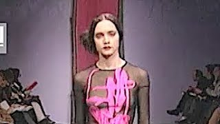 CHRISTIAN LACROIX Fall 1999 2000 Paris - Fashion Channel