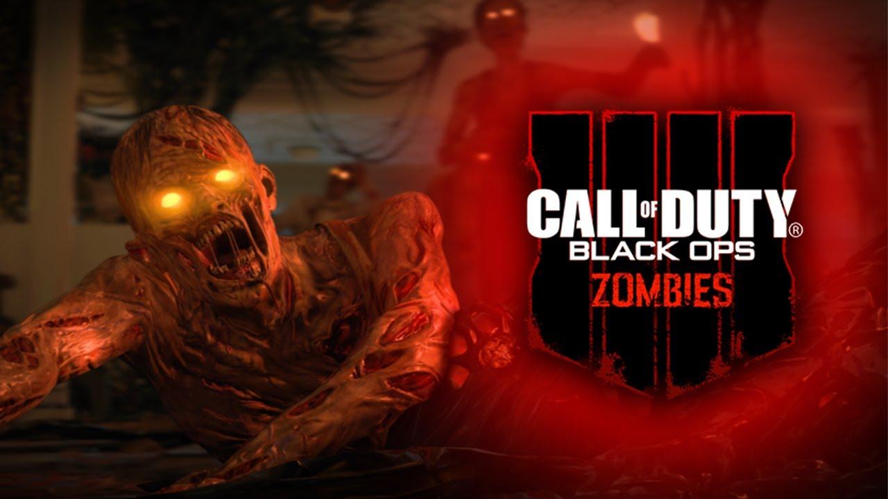 black ops zombie modus