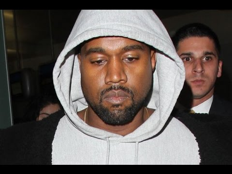 Kanye West Leaves the Hospital after Being admitted for Exhaustion.