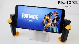 Pixel 3 XL Fortnite - PUBG & Asphalt 9 Gaming Test