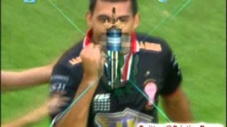 Huracan 4 Independiente Rivadavia 0 (Relato Chango Lopez) Torneo Nacional B 2014