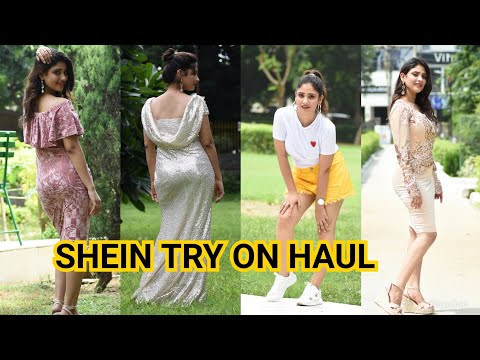 SHEIN Try On haul || start 500Rs. || shystyles