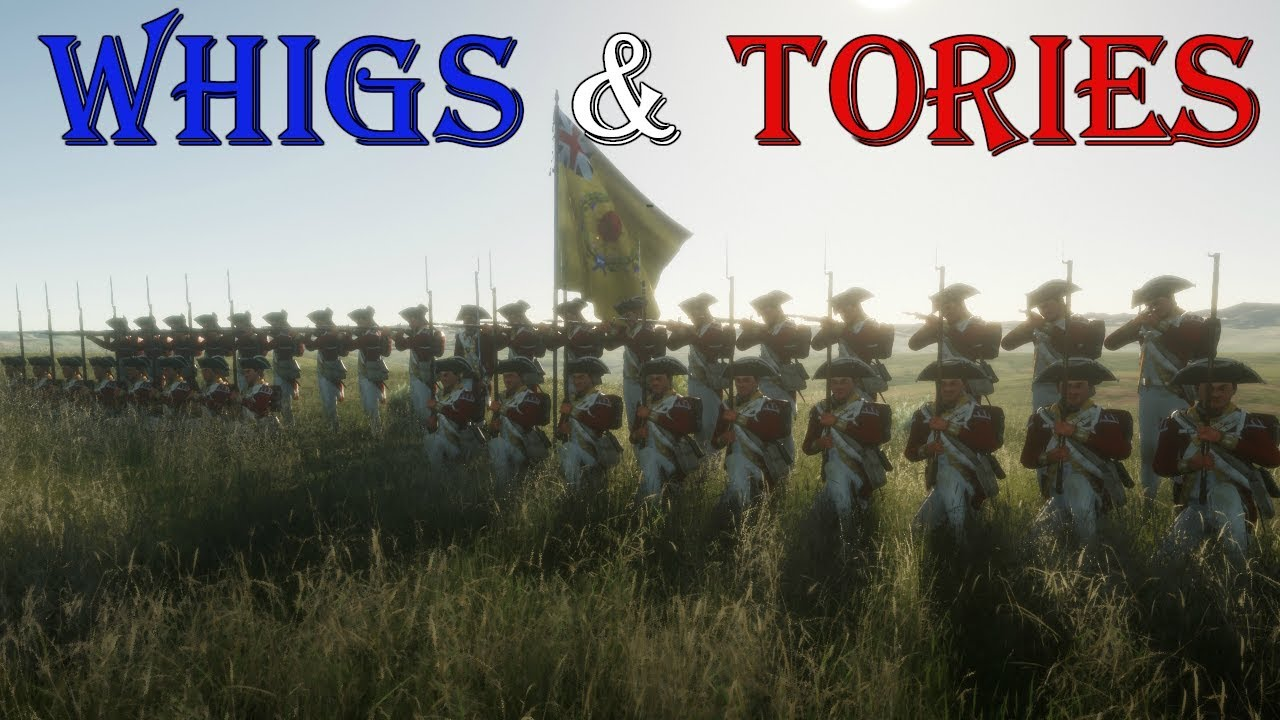 What Is Whigs And Tories American Revolutionary Game And