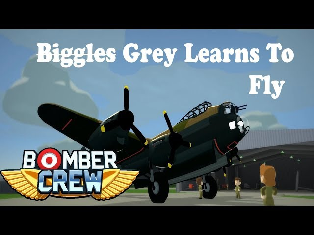 Eat This Fritz! | Bomber Crew | #1