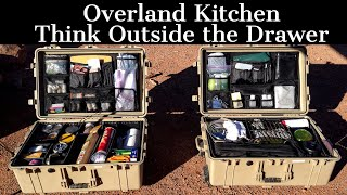 Overland Kitchen Setup: T๐ur - Part 1
