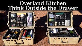 Overland Kitchen Setup: Tour - Part 1