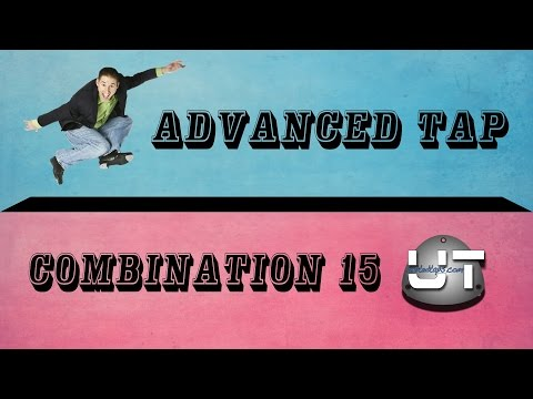 Advanced Tap Dance Combination 15 by Rod Howell