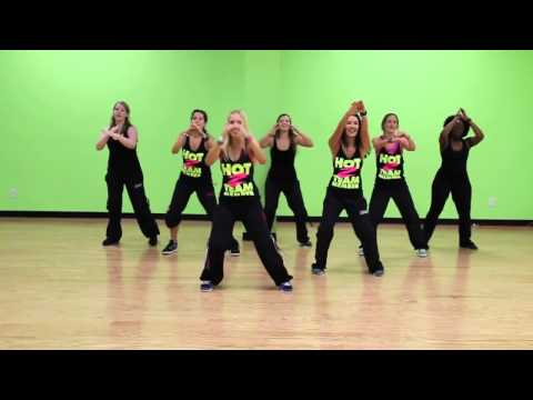 HOT Z Team Turn It Up, Christian Dance Fitness | zumba dance workout for belly fat