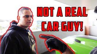 DOES MOTORTUBE WORK ON HIS OWN CAR!?