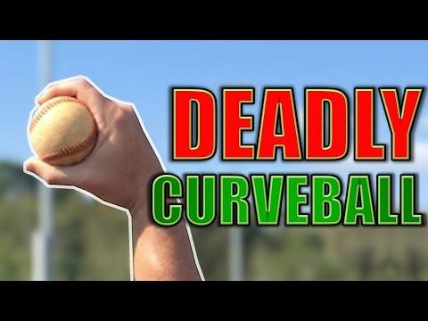 BREAKING BALL ALERT!  Deadly Curveball Tutorial