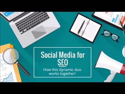 Social Media for SEO: The Dynamic Duo of Ranking