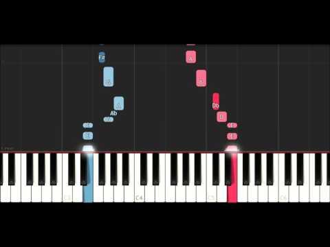 Calvin Harris - Feels (Piano Tutorial Instrumental )
