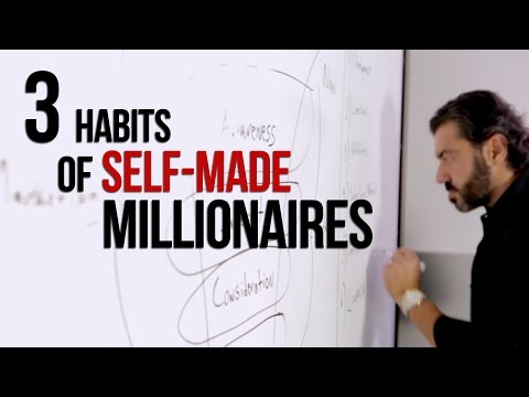 Habits Of Self Made Millionaires