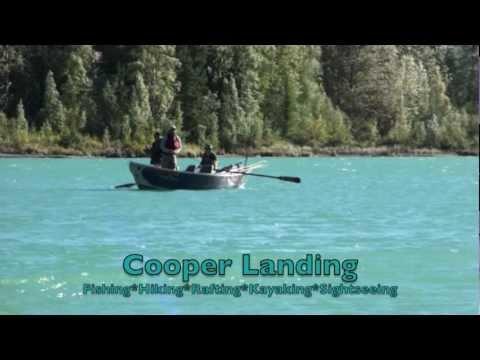 Cooper Landing Visitor Center